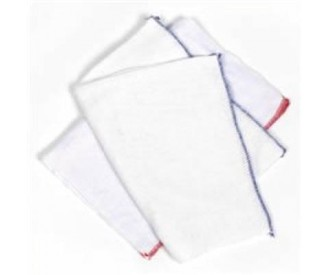 Large White Dishcloths pack of 10