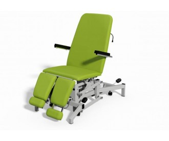Model 93CDT Tilting Divided Leg Podiatry Chair