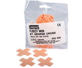 Hapla Fleecy Web St George Cross x 36