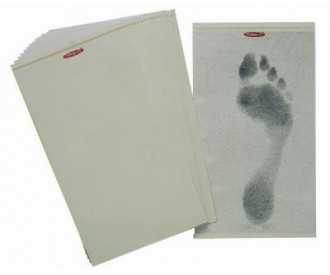 Foot Impression Sheets (10)
