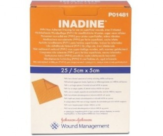 Inadine Dressings