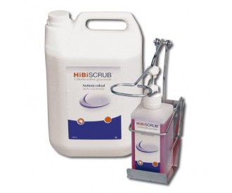 *Hibiscrub Pre-operative Hand Disinfectants