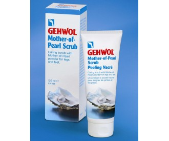 Gehwol Mother of Pearl Scrub 125ml x 1
