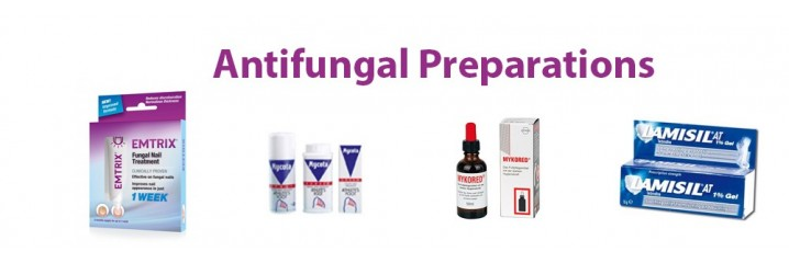 Antifungal Preparations