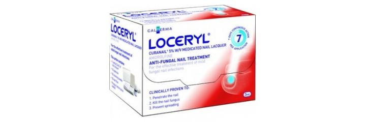 Curanail & Loceryl