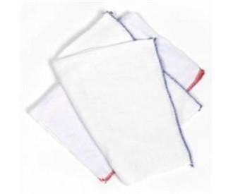 Large White Dishcloths pack of 10