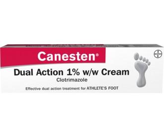 *Canesten Dual Action Cream