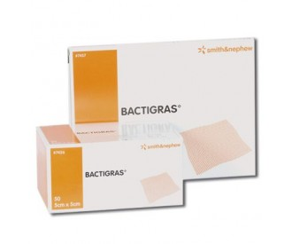 Bactigras Dressings