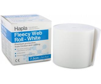 Hapla Fleecy Web Antibacterial Roll 7.5cm x 5m
