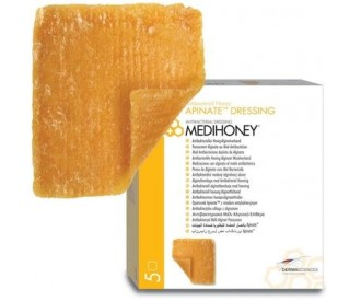 Medihoney Apinate Dressing 5cm x 5cm