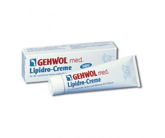 Gehwol Lipidro Cream with urea
