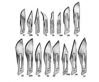 Swann Morton Sterile Scalpel Blade Green