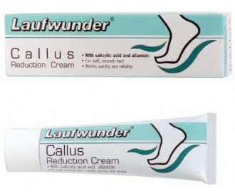 Laufwunder Callus Reduction Cream