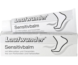 Laufwunder Sensitive Balm Silver 75ml